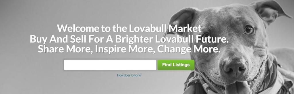 lovabull market